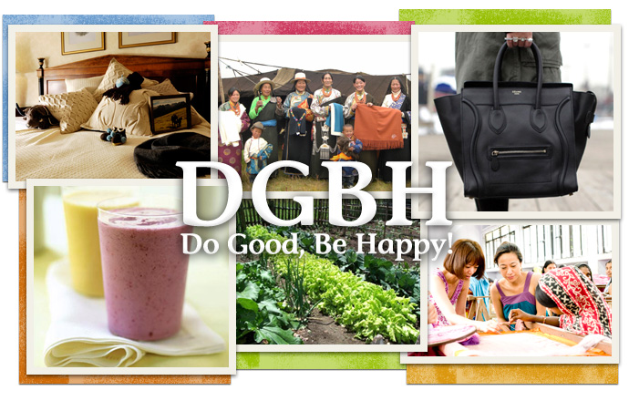 DGBH Do Good Be Happy! ~DGBHという生き方~